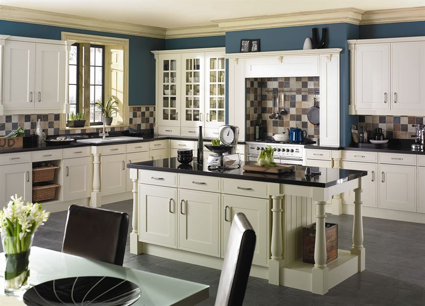 Edwardian Buttermilk Kitchen