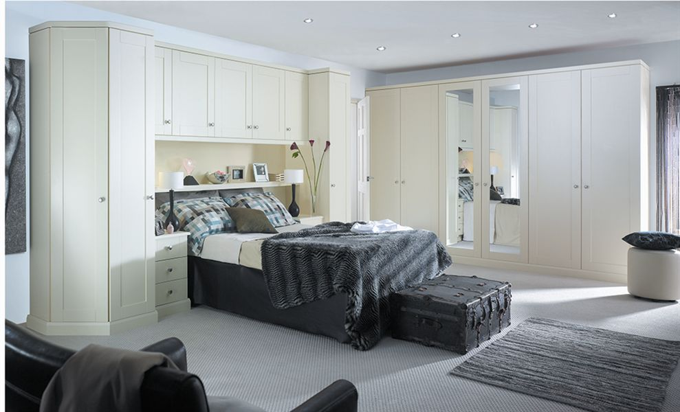 Henley Oyster Bedroom