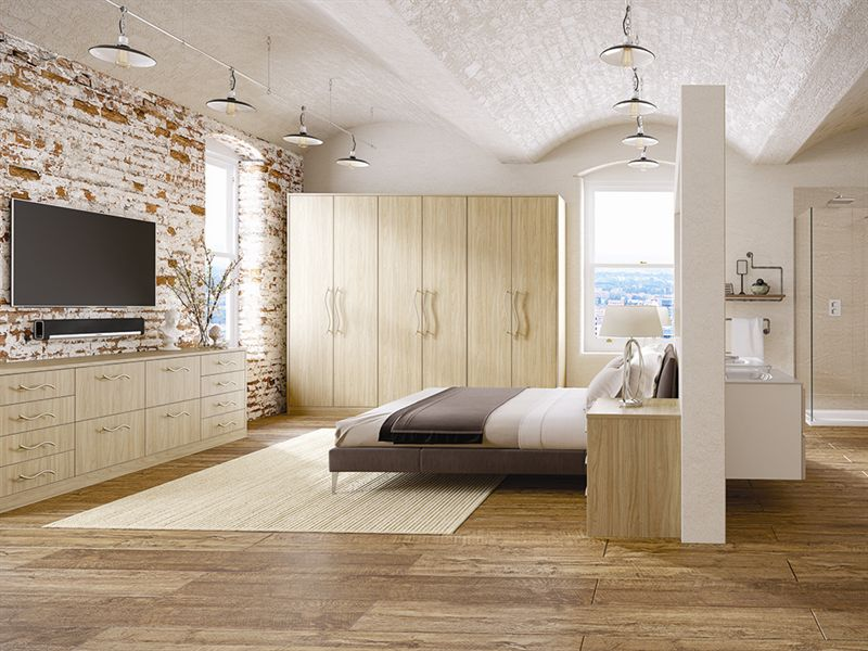 Tempo Elm Bedroom