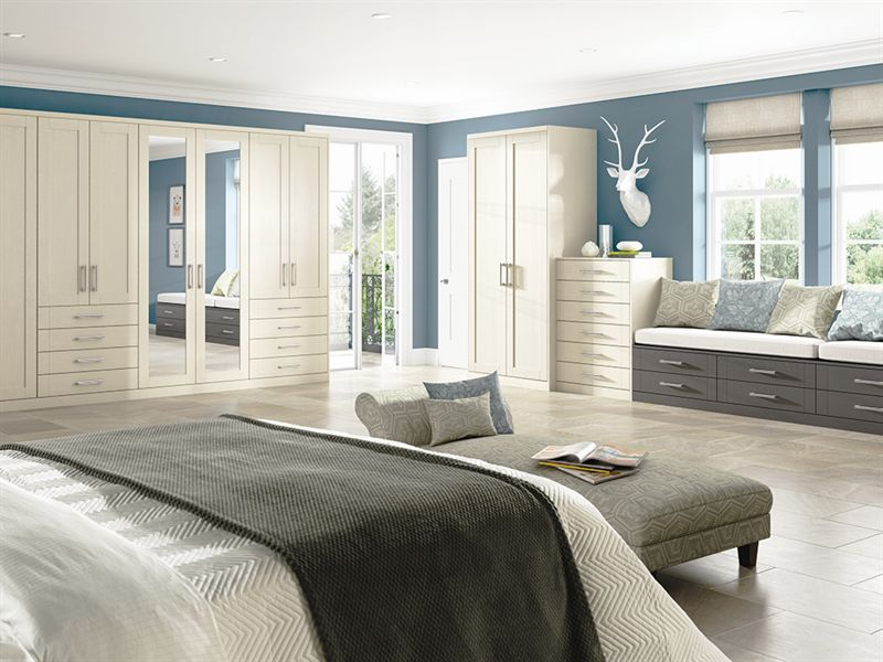 Pendle Oyster Bedroom