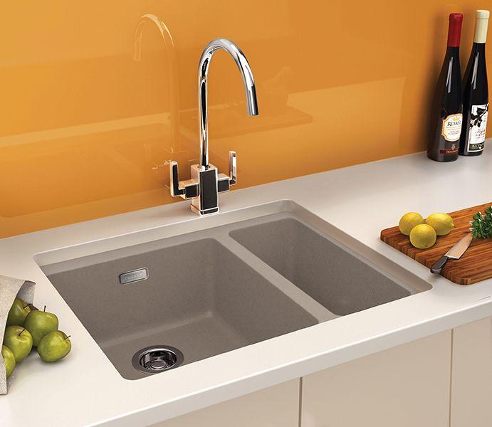 Coffee Colour   Sinks & Taps   Inspiration   Atlantis Kitchens
