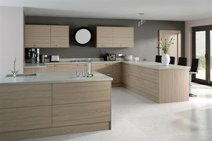 Bardolino Oak Kitchen