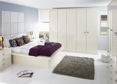 Image Gloss Oyster Bedroom