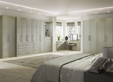 Henley Daker Bedroom