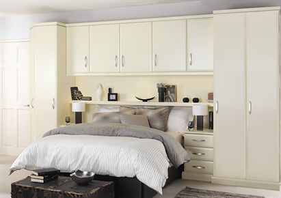 Ascot Cream Bedroom
