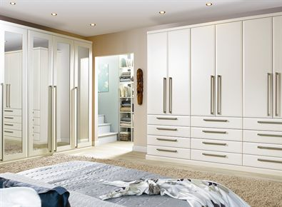 Ascot Oyster Bedroom