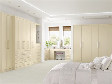 Henley Mussel Bedroom