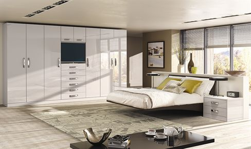 Image Gloss Kashmir Bedroom