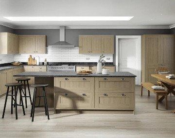 kitchen design visualiser. Shaker Door Sheraton Kitchen Visualiser  Atlantis Kitchens